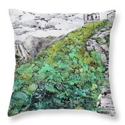 Great Wall Of China 201839 Throw Pillow