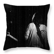 Guitar 3 Throw Pillow