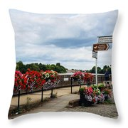 Hammersmith Throw Pillow