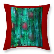 Harmony Number Two Throw Pillow
