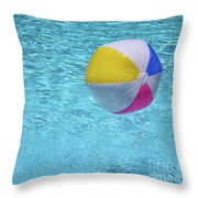 Have A Ball Throw Pillow