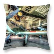 Hawker Hurricane Throw Pillow