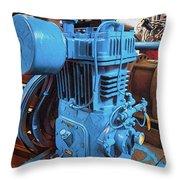 Heavy Duty Machine Throw Pillow