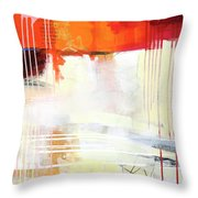 Hell Or High Water #3 Throw Pillow