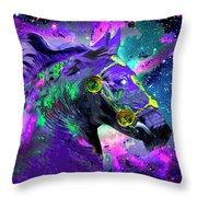 Horse Head Nebula II Throw Pillow