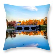 Hoyt Lake Throw Pillow