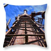 Hungry Beast Throw Pillow
