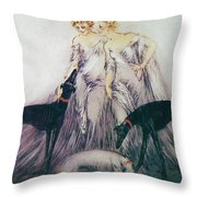 Hunting 3 - Digital Remastered Edition Throw Pillow