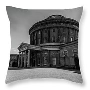 Ickworth House, Image 1 Throw Pillow