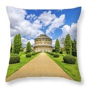Ickworth House, Image 18 Throw Pillow