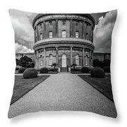 Ickworth House, Image 19 Throw Pillow
