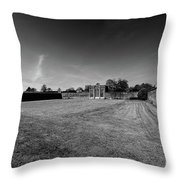 Ickworth House, Image 21 Throw Pillow