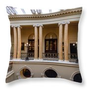 Ickworth House, Image 22 Throw Pillow