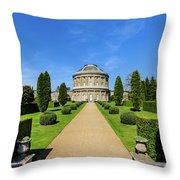 Ickworth House, Image 25 Throw Pillow
