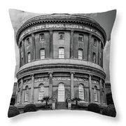 Ickworth House, Image 26 Throw Pillow