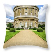 Ickworth House, Image 36 Throw Pillow