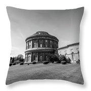 Ickworth House, Image 38 Throw Pillow