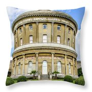 Ickworth House, Image 9 Throw Pillow