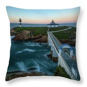 Illa Pancha - Spain Throw Pillow