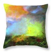 Imaginarium 573 Throw Pillow