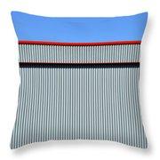 Industrial Minimalism 29 Throw Pillow