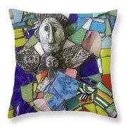 Ishtar Throw Pillow