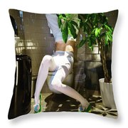 I've Been Waiting For You For The Whole Week. It's Time To Play Throw Pillow