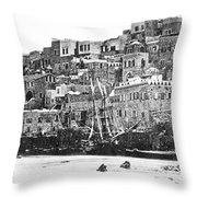 Jaffa 1886 Throw Pillow