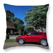 Jaguar E-pace Throw Pillow