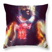 James Harden - 15 Throw Pillow