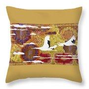 Japanese Modern Interior Art #131 Throw Pillow