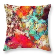 Jaw Dropper Throw Pillow