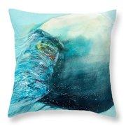 Jellyfish 4 Throw Pillow