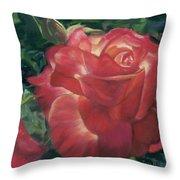 Jenny Rebecca Throw Pillow