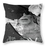 Joy Paris France Throw Pillow by Caffrey Fielding