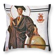 June Graduation - Digital Remastered Edition Throw Pillow