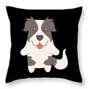 Karakachan Gift Idea Throw Pillow