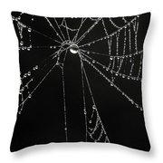 Keep Close Throw Pillow by Michelle Wermuth