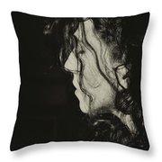 Keira Grant Throw Pillow