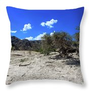 Khowarib Schlucht 4 Throw Pillow
