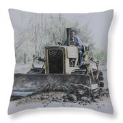 Labour Of Love Throw Pillow