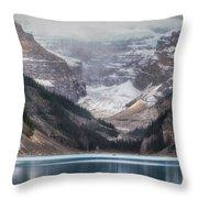 Lake Louise No 1 Throw Pillow