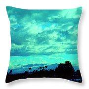 Lake Pleasant Az 055a Throw Pillow