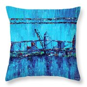 Lake View Cleveland Throw Pillow