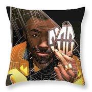 Lando Calrissian  Star Wars Throw Pillow
