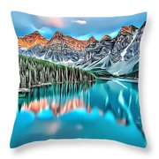 Landscapes 31 Throw Pillow