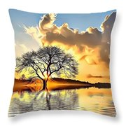 Landscapes 33 Throw Pillow