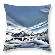 Landscapes 40 Throw Pillow