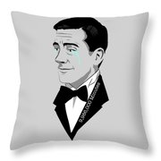 Last Day Throw Pillow