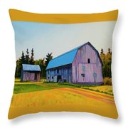 Lee Farm Throw Pillow